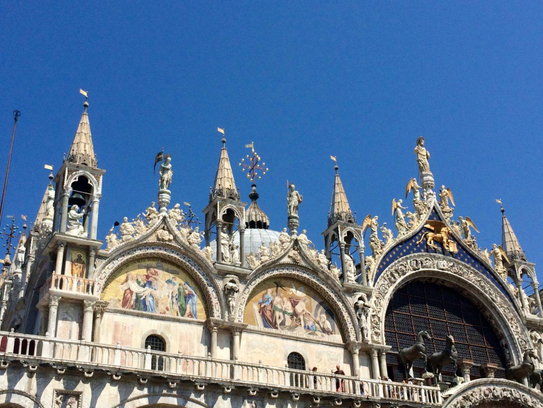 Basilica di San Marco Kirchen in Venedig Markusdom