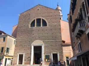 Kirchen in Venedig Kirche di S. Pantaleone