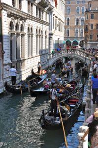 Preis einer Gondelfahrt in Venedig