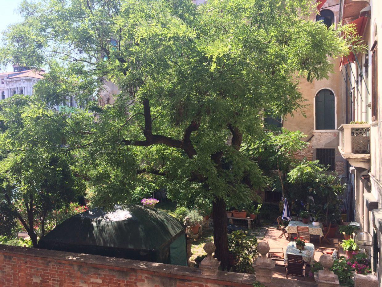 Parks und Grünanlagen in Venedig