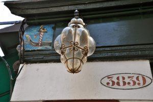 Orientierung in Venedig anhand der Hausnummer