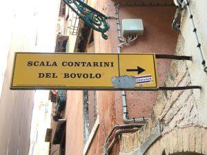 Geheimtipp Venedig Scala del Contarini del Bovolo