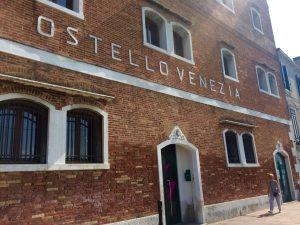 Übernachten in Venedig im Hostel auf Giudecca