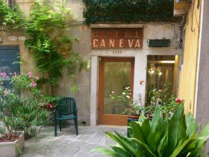 Übernachten in Venedig im Hotel Caneva