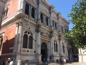 Geheimtipps in Venedig Scuola Grande di San Rocco